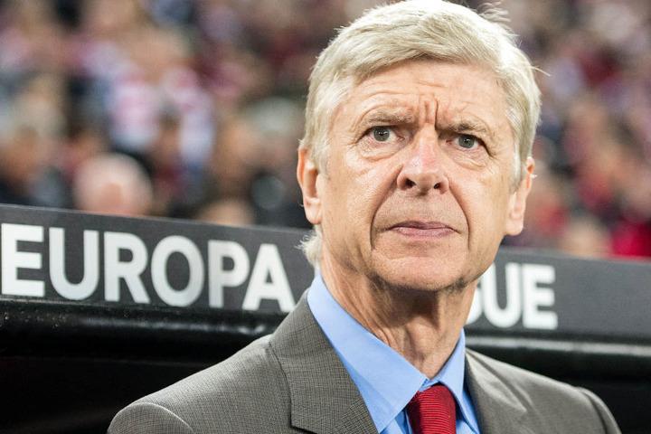 Arsène Wenger soll offenbar der Favorit auf den Trainerstuhl von Niko Kovac sein. (Archivbild)