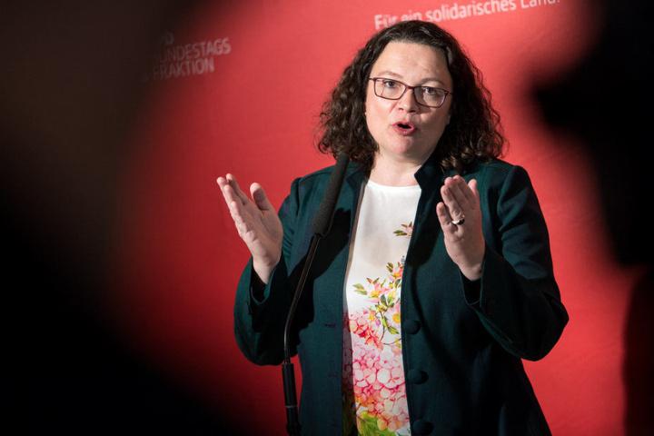 Die SPD-Chefin hat ihre Vorstellungen konkretisiert.