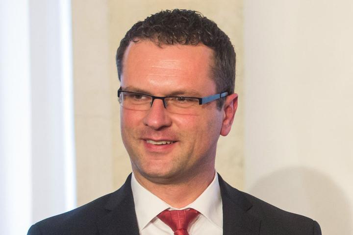 """Bezeichnet Palmers Äußerungen als """"unsäglich und rassistisch"""": Rottenburgs Bürgermeister Stephan Neher. (Archivbild)"""