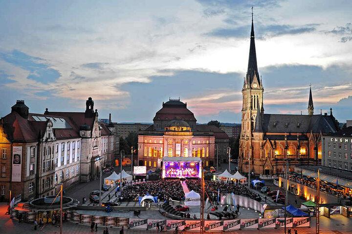 Die Filmnächte finden wieder auf dem Theaterplatz statt.