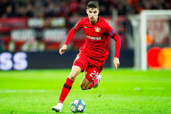 Kai Havertz darf Bayer 04 Leverkusen dem Vernehmen nach im kommenden Sommer verlassen. Zieht es ihn nach Dortmund?