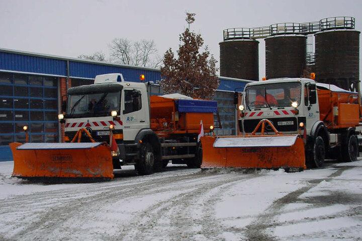 Der ASP ist gut auf den Winter vorbereitet.
