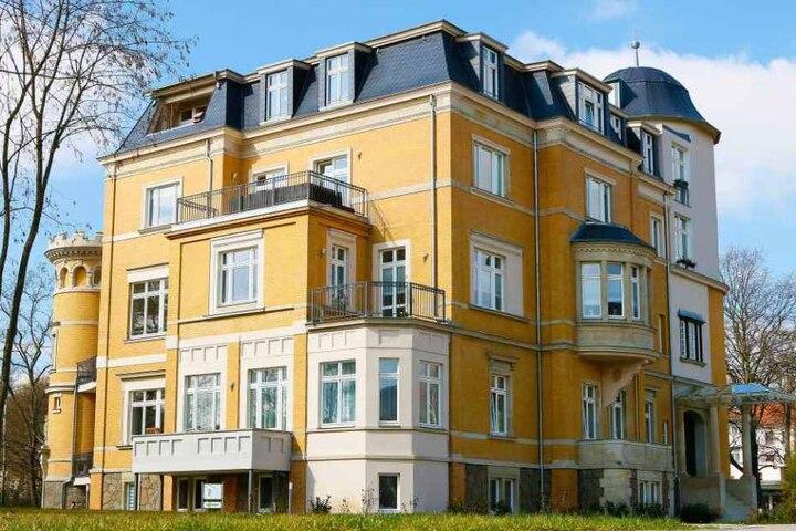 Das Leipziger Institut befindet sich in einer Villa im Stadtteil Anger-Crottendorf auf dem Quartier Karl Krause.