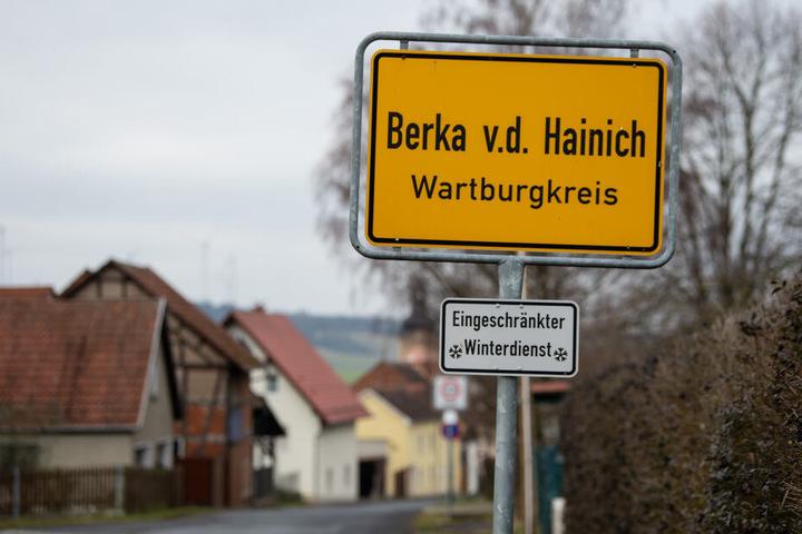 In Berka hat die Schule der Kinder am Freitag geöffnet.