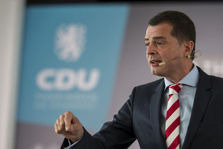 Mike Mohring (CDU) erhielt ebenfalls eine Morddrohung.