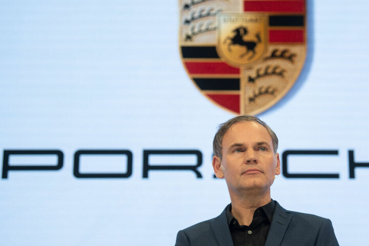Porsche-Chef Oliver Blume.