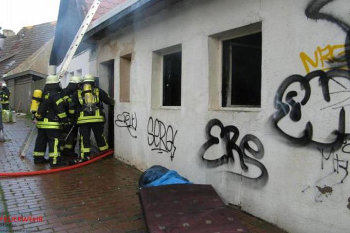 Ein Schaden von rund 100.000 Euro entstand laut der Polizei.