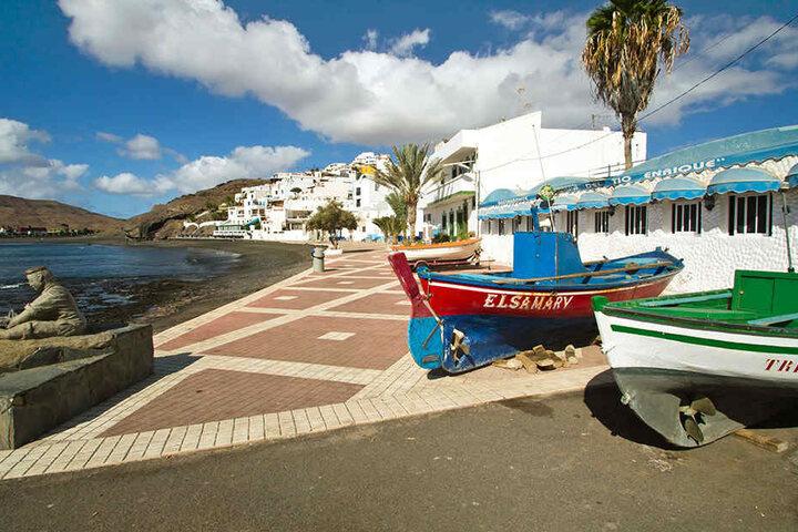 Zehn Tage verbrachten die Finalistinnen im Missen-Camp auf Fuerteventura.
