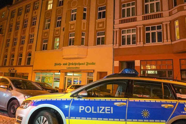 In diesem Wohnhaus in der Bautzner Altstadt geschah die Bluttat.