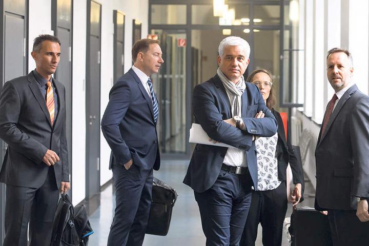 Hans-Joachim Frey (52, M.) will für den Blitzauftritt keine 47.000 Euro zahlen.