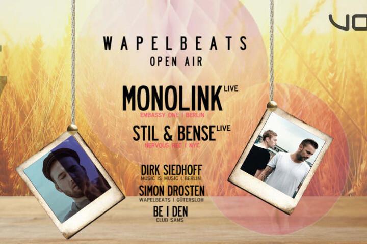 Star DJ MONOLINK heizt zum 8-Jährigen Jubiläum mit seinem Live-Set ein!