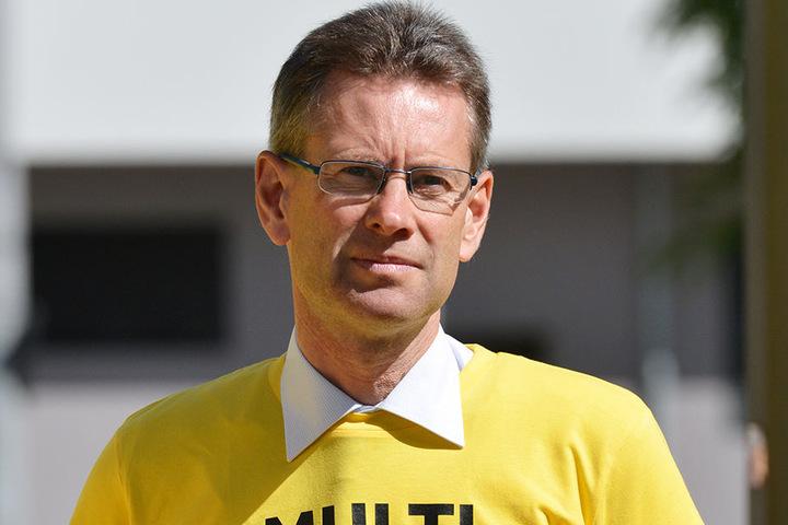 Auch DVB-Boss Andreas Hemmersbach (48) beteiligt sich an der Kampagne.
