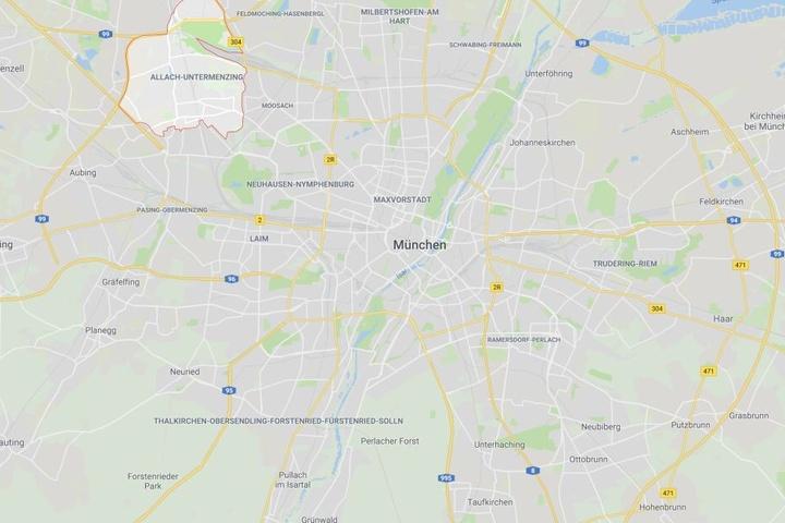 Im Münchner Stadtteil Allach ist es am Sonntag zu einem schrecklichen Übergriff gekommen.