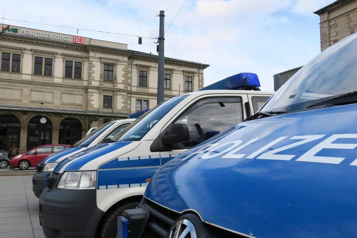Die Bundespolizei hat Teile des Chemnitzer Hauptbahnhofs gesperrt.