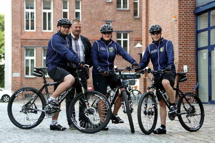 2012 gründete das Rathaus die Fahrradstaffel. Mangels Personal im Stadtordnungsdienst gab es nur wenige Einsätze. Das soll sich ändern.