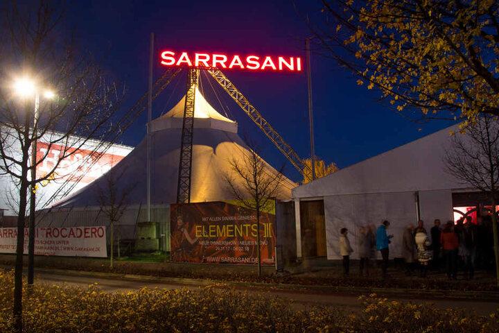 Der EbePark hat sich für Sarrasani als Super-Lage erwiesen.