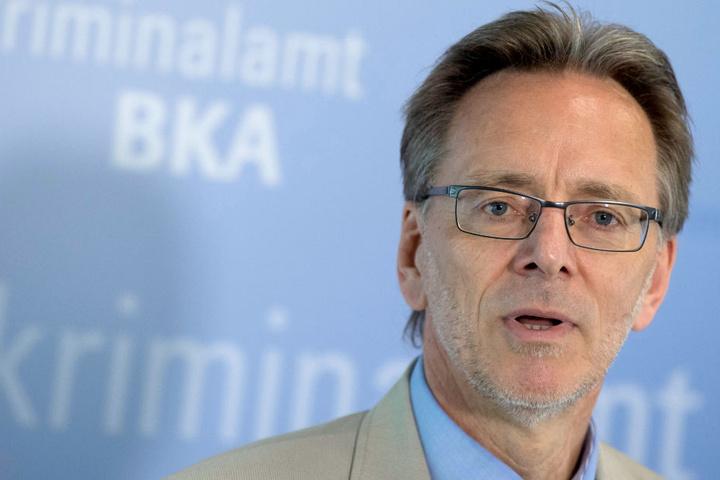 Will die Vorratsdatenspeicherung, um Kinderpornos und Missbrauch zu bekämpfen: Holger Münch.