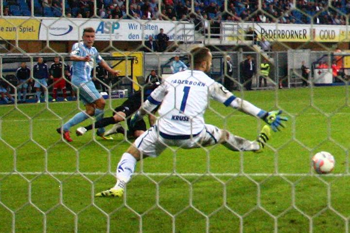 Dabei hatte es so schön begonnen: In der 42. Minute schoss Florian Hansch den CFC zum 1:0.