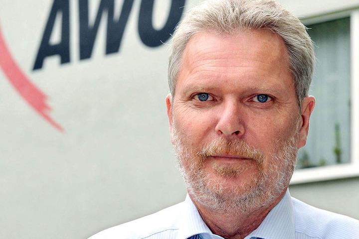 AWO-Chef Jürgen Tautz (57) bestreitet alle Vorwürfe.