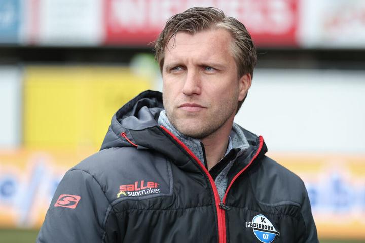 Markus Krösche (38) ist neuer Sportdirektor von RB Leipzig.