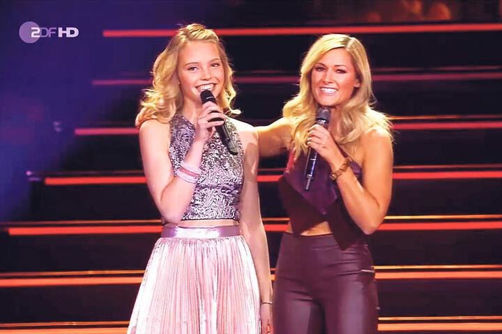 Unter anderem stand die Sängerin bereits mit Schlagerstar Helene Fischer (33) auf der Bühne.