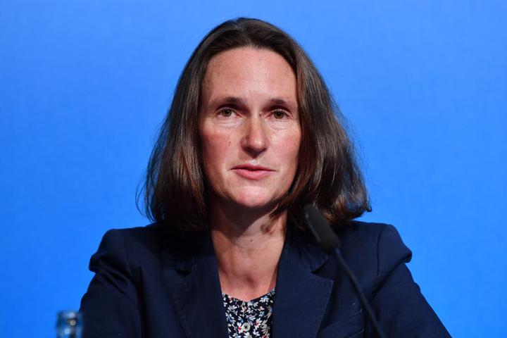 Die Thüringer Flüchtlingsbeauftragte Mirjam Kruppa