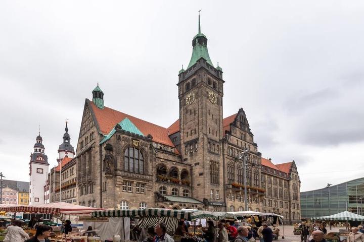 Im nächsten Jahr wird ein neuer Oberbürgermeister im Rathaus Platz nehmen.