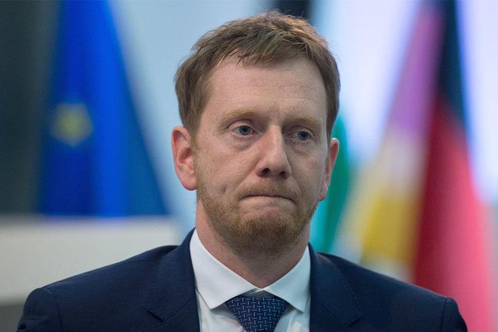 Will im Dezember Ministerpräsident werden: Michael Kretschmer (42, CDU). Dafür braucht er aber die SPD.