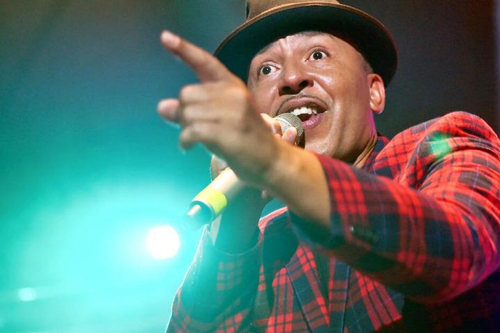 """Popsänger Lou Bega stürmte vor 20 Jahren mit dem Song """"Mambo No. 5"""" die Charts."""