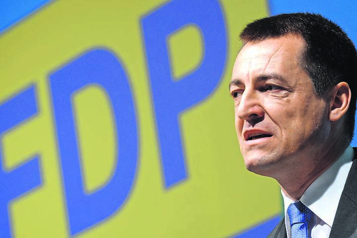 FDP-Generalsekretär Torsten Herbst (45)