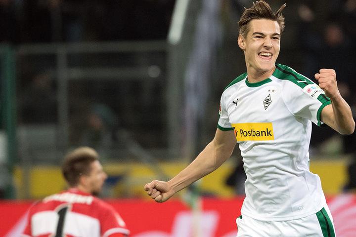 Die Einwechslung von Gladbachs Florian Neuhaus, der ein Tor selber schoss und eines vorbereitete, war für den VfB alles andere als gut.