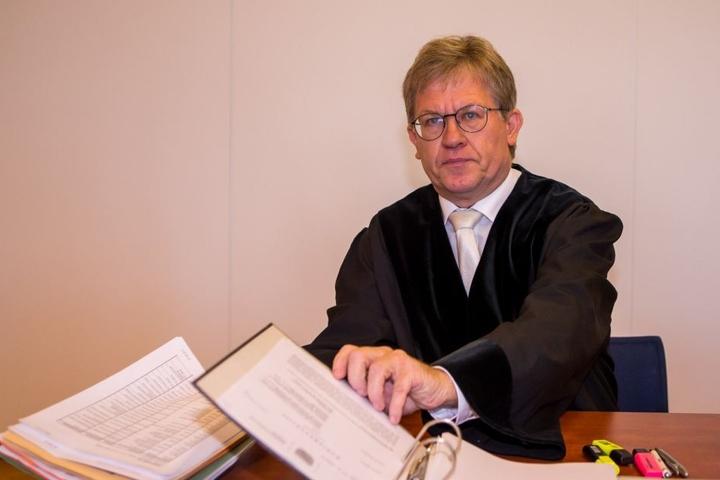 Staatsanwalt Ricardo Schulz.