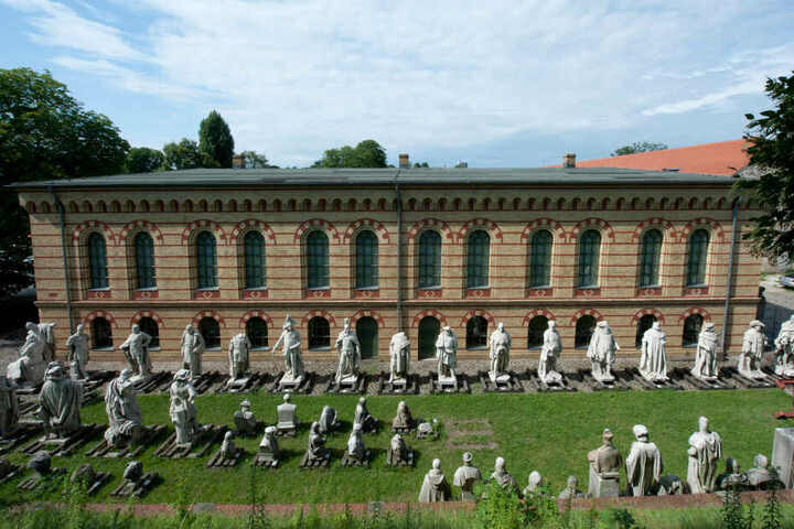 Die Zitadelle Spandau ist eines der ältesten Berliner Bauwerke.