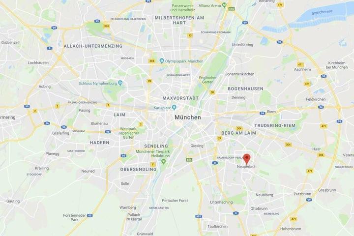 Im Münchner Stadtteil Neuperlach war ein schwer verletztes Baby in einem Gebüsch gefunden worden.