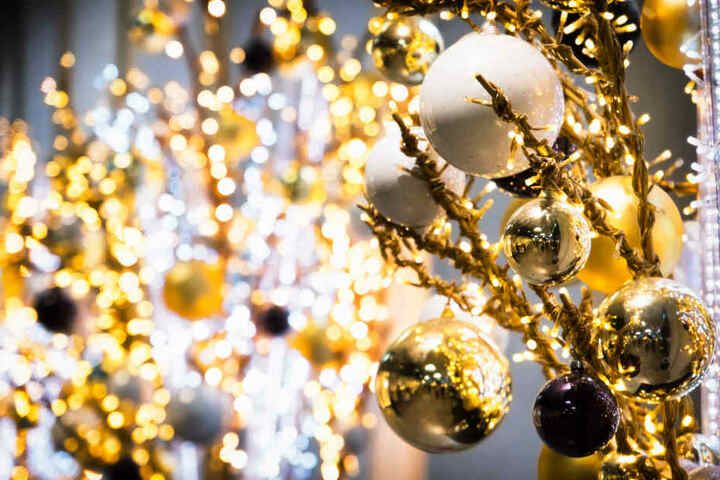 Fans von Weihnachtskitsch werden beim Besuch der Kunsthalle begeistert sein.