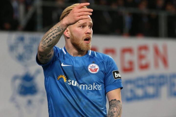 Marcel Hilßner könnte ablösefrei zum SCP wechseln.