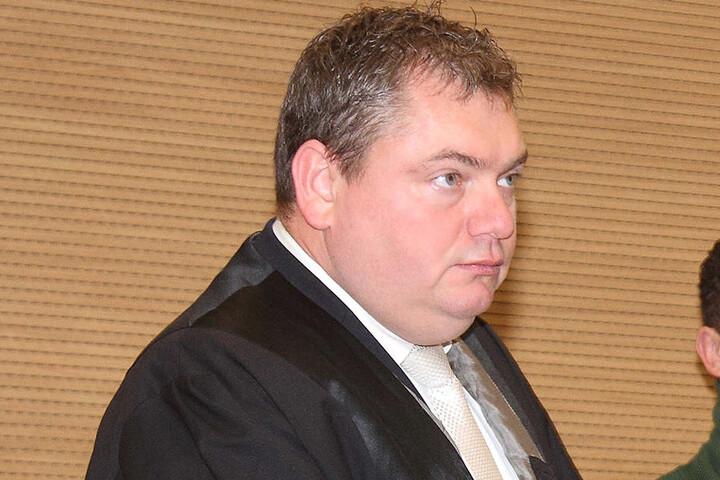 Anwalt Frank Hannig verlor vor Gericht den Rechtsstreit gegen seinen  ehemaligen Geschäftspartner Peter Escher.