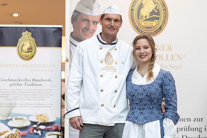 Bäckermeister und Juror Oliver Lübke (37).