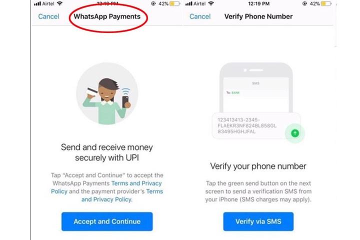 Was kommt mit WhatsApp Payments auf die User zu?!