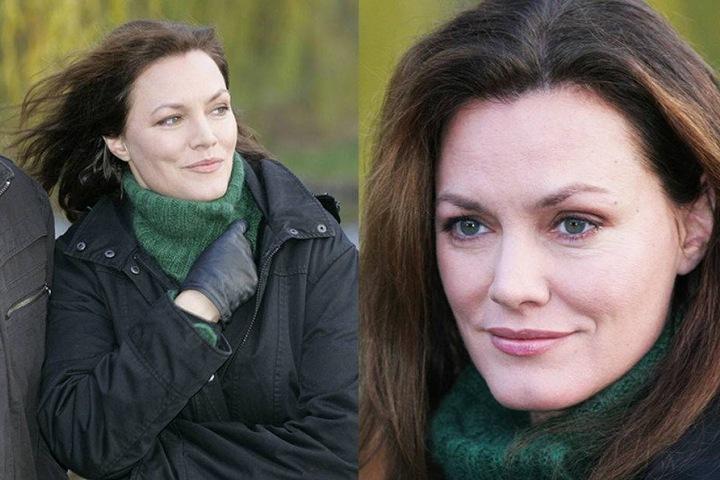 """Nie zuvor sahen so viele Fans """"Ein Starkes Team"""" bei ZDFneo mit Maja Maranow (†54)."""