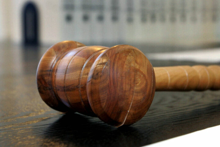 Manche Fälle kommen nicht vor Gericht. (Symbolbild)