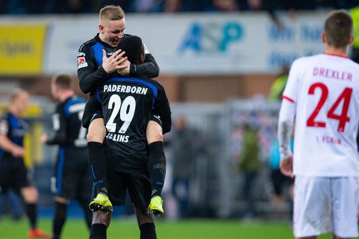 2:3 in Paderborn im Februar 2019: Zuletzt verlor der 1. FC Köln dreimal in Folge gegen den SC Paderborn.