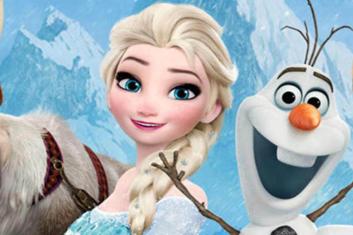 Elsa und Olaf spielen auch derzeit auf vielen Kinoleinwänden in Frozen 2.