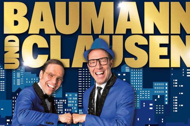 Was zu lachen gibt es mit dem Comedy Duo Baumann&Clausen in Bad Salzuflen.