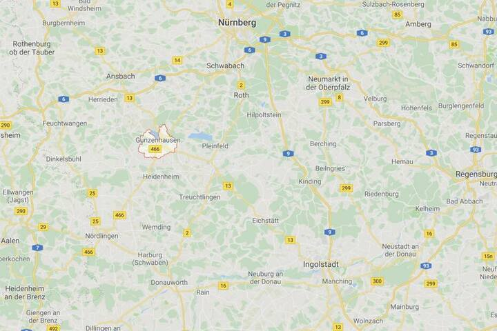In Gunzenhausen in Bayern hatte sich im Jahr 2018 ein schreckliches Verbrechen ereignet.