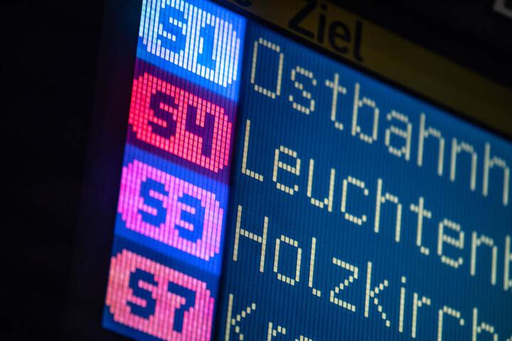 Ein überfluteter Tunnelabschnitt hatte am Dienstag den S-Bahn-Verkehr in der Münchner Innenstadt lahmgelegt.