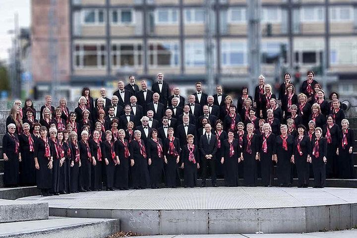 """Auch die Singakademie Chemnitz wird bei """"Chemnitz singt!"""" mitsingen."""