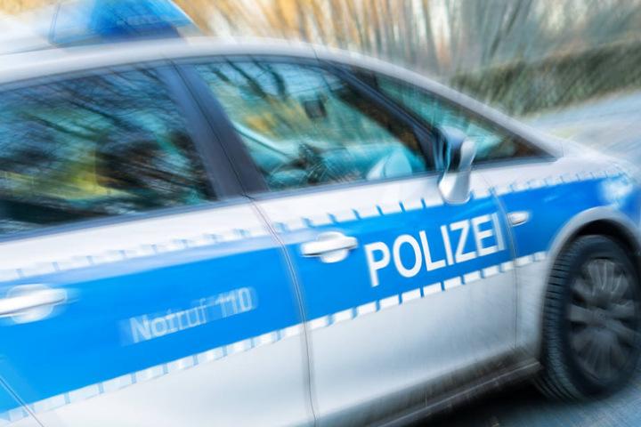 Die Polizei nahm den Mann unverletzt fest. (Symbolbild)