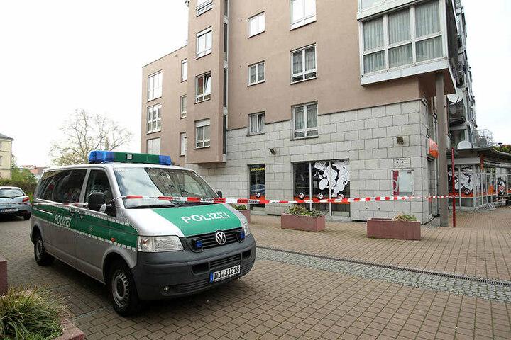 Im ersten Stock dieses Hauses geschah der Mord an Thu T. (41).