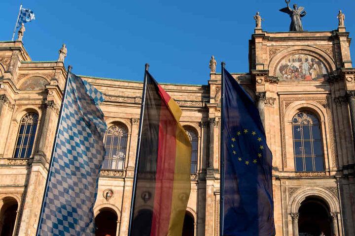 Im Vorfeld der Wahl haben sieben Parteien Hoffnungen auf einen Einzug in den Landtag. (Archivbild)